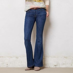 Current/Elliott Low Bell Jeans for Anthropologie